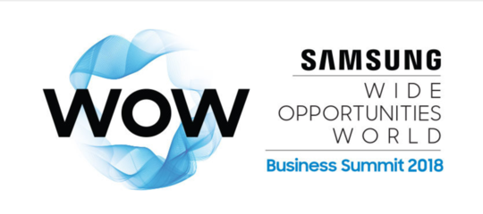 quarta edizione Samsung Business Summit​