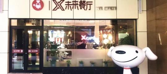 Chef e camerieri robot, in Cina andare al ristorante diventa un film