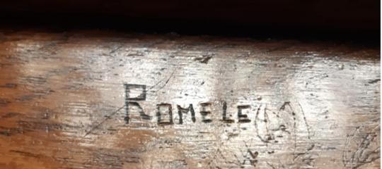 Il mistero della 'firma' dell'ex deputatoRomelesui banchi di Montecitorio