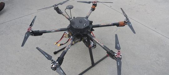 Il primo centro commerciale italiano sorvegliato dai droni