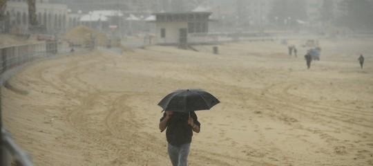 Australia: spaventosa tempesta di sabbia si dirige verso Sydney