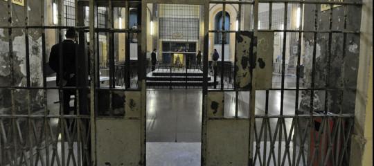 San Vittore sportello detenuti