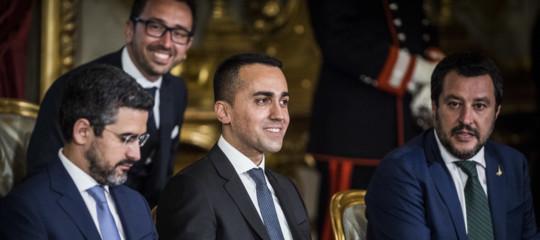 """Le diverse reazioni diM5se Lega al primo ok allo """"spazzacorrotti"""""""