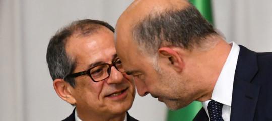Gli effetti sul consenso del governo del braccio di ferro con Bruxelles