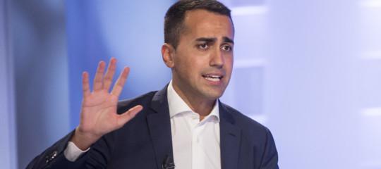 L'intervista di Di Maio a Repubblica sullo scontro con l'Unione europea