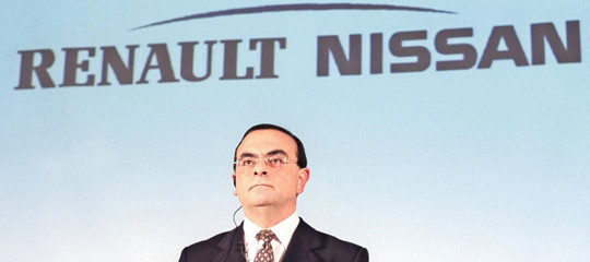 renault nissan ghosn