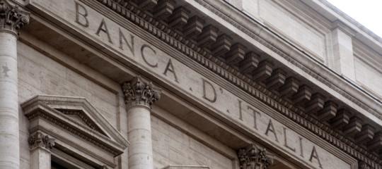 Bankitalia crescita debito rischi