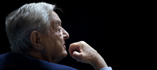 George Soros persona anno Financial Times