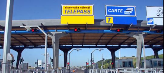Blitz Autostrade Genova