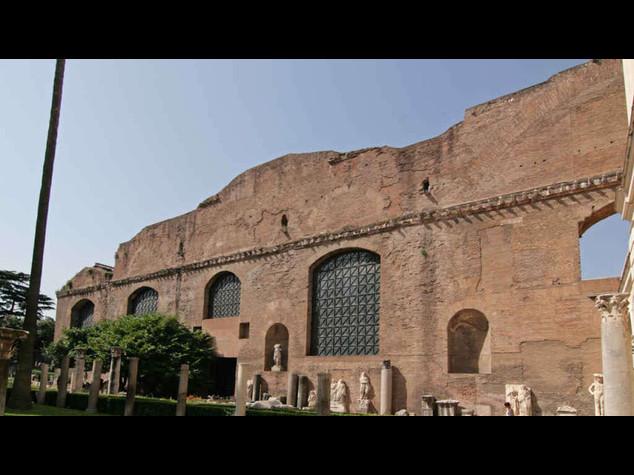 Archeologia: nuove meraviglie visitabili alle Terme di Diocleziano