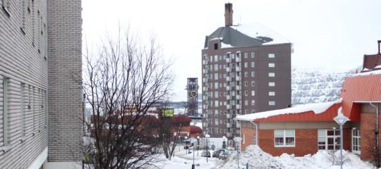 In Lapponia un'intera città sarà demolita e spostata a causa di una miniera