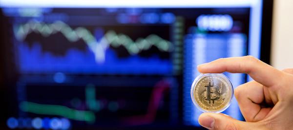 Bitcoin perde quota