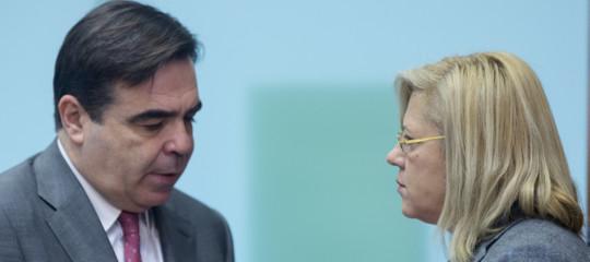 Manovra, Ue: deficitgiù? Guardiamo i fatti non le dichiarazioni