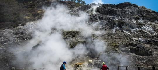 Un'eruzione vulcanica coglierebbe la Campania impreparata