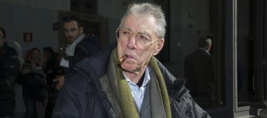 Fondi Lega: Bossi condannato a 1 anno e 10 mesi
