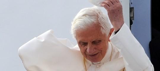 Ratzingerha dovuto precisare il suo pensiero sull'atteggiamento dei cattolici verso gli ebrei
