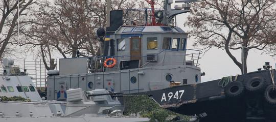 Nel Mar d'Azov la vera partita è tra la Russia e l'Occidente