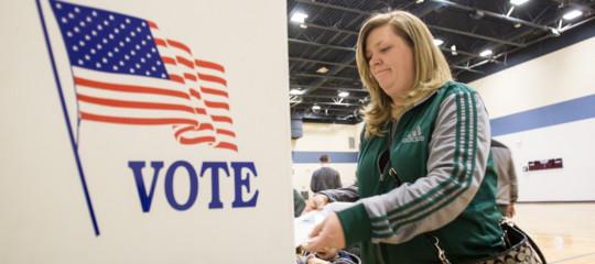 Usa: oggi nel Mississipi si torna alle urne per un ballottaggio al Senato