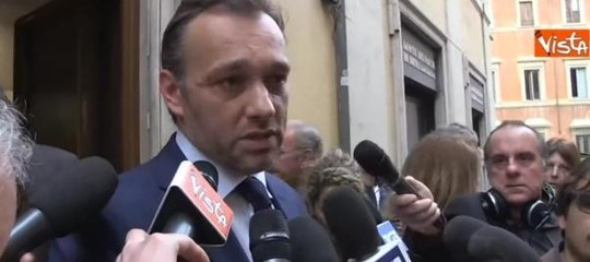 Pd:Richettirinuncia a candidatura, ticket con Martina