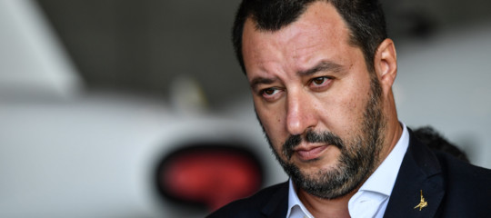 Salvini ha querelato Belsito