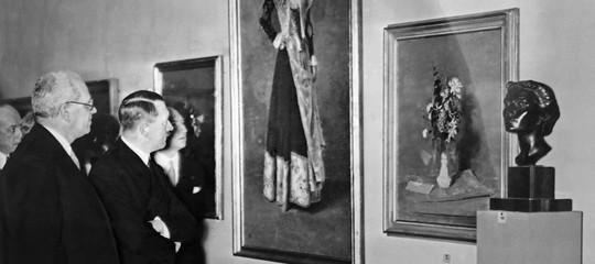 opere arte rubate da nazisti