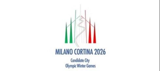 logo Olimpiadi invernali 2026 milano cortina