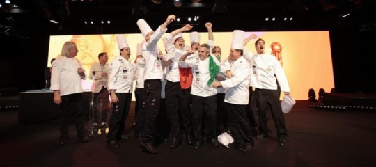 I cuochi italiani hanno vinto i Mondiali con questi piatti