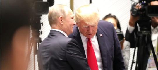 C'è il colpo di scena sulRussiagatedietro al no diTrumpal faccia a faccia conPutin?