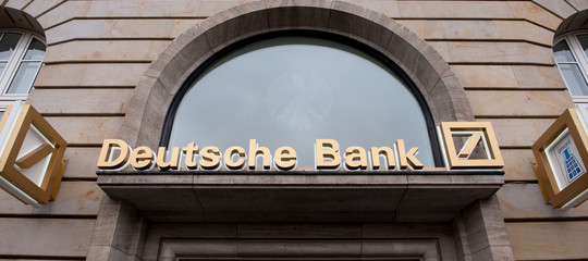 deutsche bank inchiesta