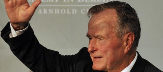 E' morto l'ex presidente George H.W. Bush. Aveva 94 anni