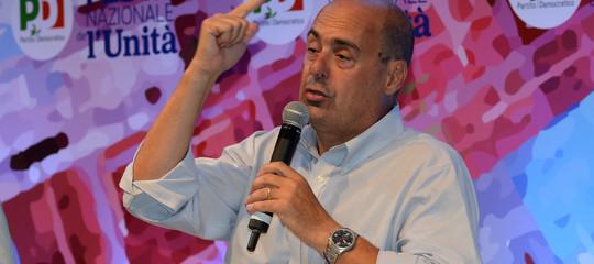 Lazio: Consiglio respinge mozione sfiducia aZingaretti