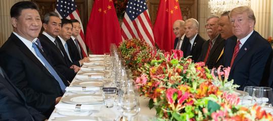 In cosa consistela tregua tra Cina e Stati Uniti sui dazi commerciali raggiunta alG20
