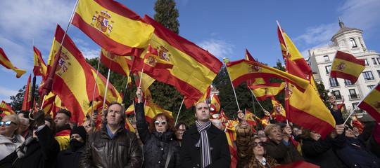 In Spagna l'estrema destra ha eletto 12 parlamentari in Andalusia