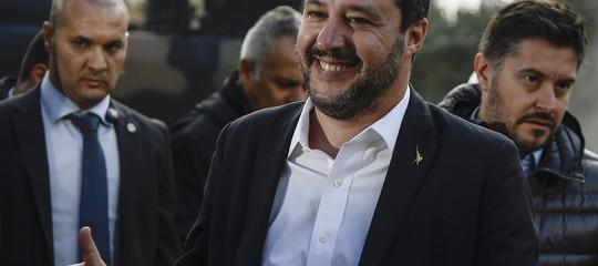 """Salvini: """"L'Europa è un bellissimo sogno, la cambieremo dall'interno"""""""
