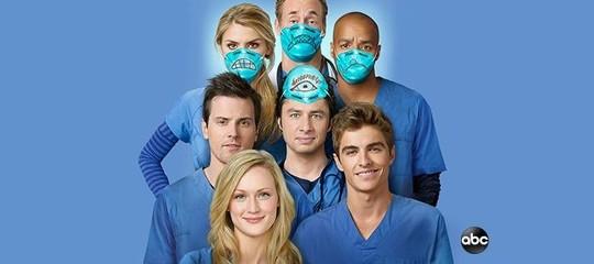Scrubs, il cast riunito in una foto anticipa la decimastagione?