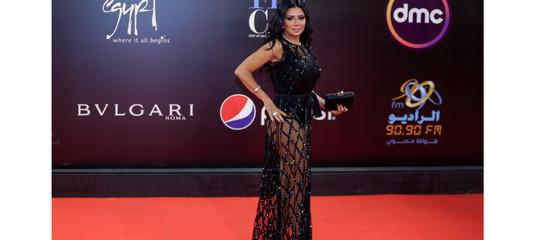 L'attrice egizianaRaniaYoussefrischia 5 anni di carcere per un abito succinto