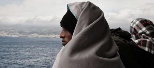 migranti libia annegano