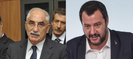 Il procuratore di Torino ha accusato Salvini di aver danneggiato il blitz contro la mafia nigeriana