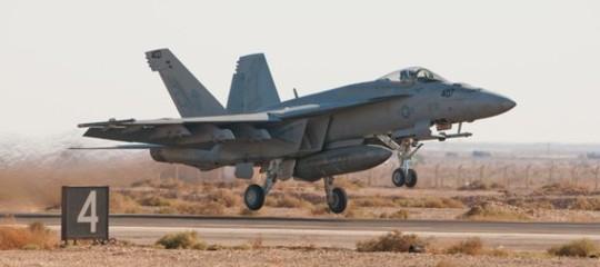 Usa: collisione tra due aerei dei marines al largo del Giappone