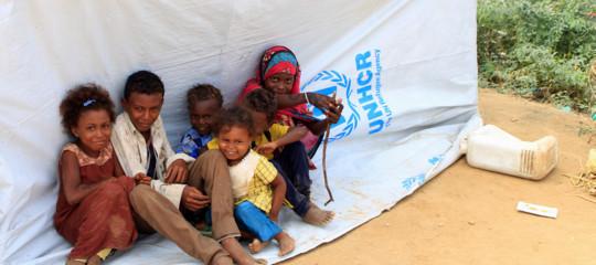 Onu crisi umanitaria yemen