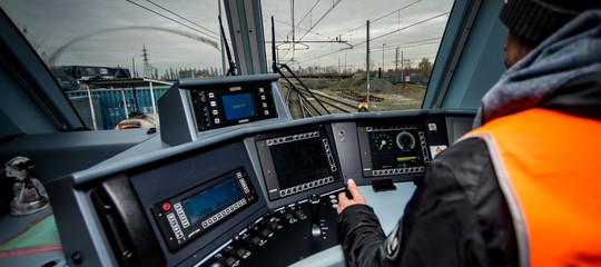 treno firenze incidenti sul lavoro