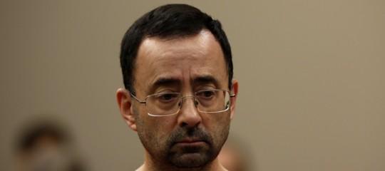 Un molestatore seriale ha mandato in bancarotta la Federazione ginnastica Usa