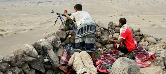 Il bambino-soldato che controlla la seconda città dello Yemen