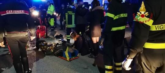 La donna morta nella strage di Ancona lascia quattro figli
