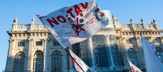 Chi ha partecipato alla manifestazione dei NoTava Torino