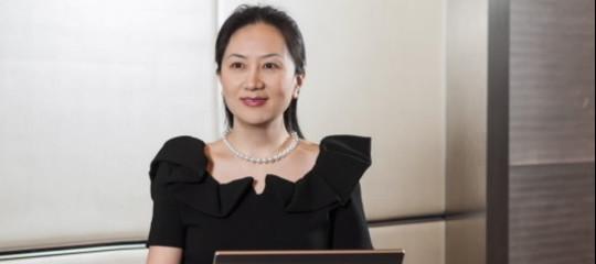 Huawei Cina Canada scarcerazione Meng Wangzhou