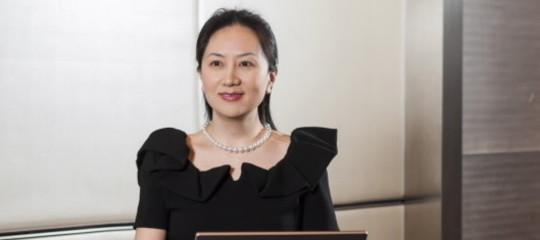 Huawei:Mengchiede di tornare in libertà per ragioni salute