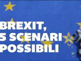 Brexit, cinque scenari possibili per il governo di Theresa May