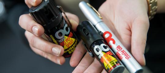 Spray peperoncino scuola
