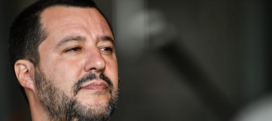 La visita di Salvini divide Israele